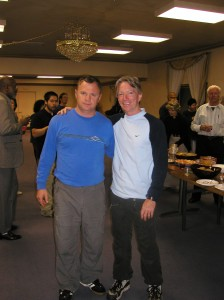With Master Tim O'Connor